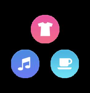 Merchant Icons
